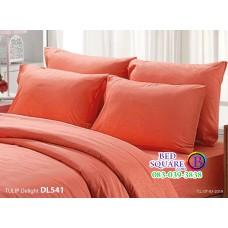ผ้าปูที่นอนผ้านวม ทิวลิป ดีไลท์ DL541 ชุดเครื่องนอน Tulip Delight