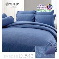 ผ้าปูที่นอนผ้านวม ทิวลิป ดีไลท์ DL548 ชุดเครื่องนอน Tulip Delight