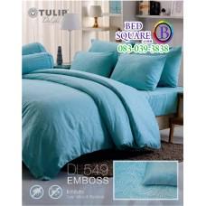 ผ้าปูที่นอนผ้านวม ทิวลิป ดีไลท์ DL549 ชุดเครื่องนอน Tulip Delight