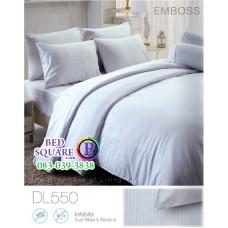 ผ้าปูที่นอนผ้านวม ทิวลิป ดีไลท์ DL550 ชุดเครื่องนอน Tulip Delight