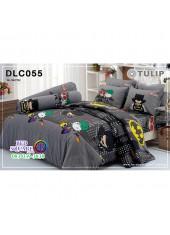 ผ้าปูที่นอนทิวลิป ผ้านวม ลายจัสติสลีก Justice League DLC055 ชุดเครื่องนอน Tulip