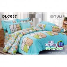 ผ้าปูที่นอนทิวลิป ผ้านวม ลายซูมิโกะ กุราชิ Sumikko Gurashi DLC057 ชุดเครื่องนอน Tulip