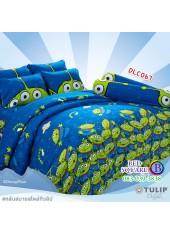 ผ้าปูที่นอนทิวลิป ผ้านวม ลายทอยสตอรี่ Toy Story DLC067 ชุดเครื่องนอน Tulip