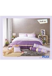 ผ้าปูที่นอน ผ้านวม พรีเมียร์ซาติน PREMIER SATIN P172