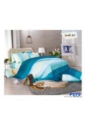 ผ้าปูที่นอน ผ้านวม พรีเมียร์ซาติน PREMIER SATIN P173