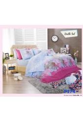 ผ้าปูที่นอน ผ้านวม พรีเมียร์ซาติน PREMIER SATIN P174