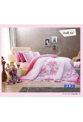ผ้าปูที่นอน ผ้านวม พรีเมียร์ซาติน PREMIER SATIN P179