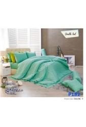 ผ้าปูที่นอน ผ้านวม พรีเมียร์ซาติน PREMIER SATIN P182