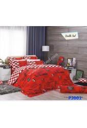 ผ้าปูที่นอน ผ้านวม พรีเมียร์ซาติน PREMIER SATIN PJ001