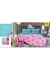 ชุดเครื่องนอนลายมายลิตเติ้ลโพนี่ My Little Pony PL008 Satin Plus ผ้าปูที่นอน ผ้านวมซาตินพลัส