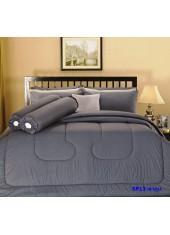 ผ้าปูที่นอน ผ้านวม พรีเมียร์ซาติน PREMIER SATIN SP13 สีลากูน