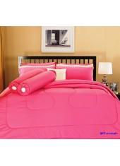 ผ้าปูที่นอน ผ้านวม พรีเมียร์ซาติน PREMIER SATIN SP1 สีมาเจนต้า