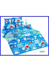 ผ้าปูที่นอนโตโต้ ผ้านวม ลายโดราเอมอน Doraemon DM54 ชุดเครื่องนอน TOTO