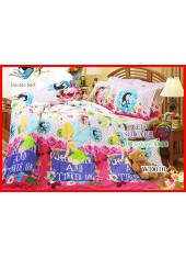 ผ้าปูที่นอนผ้านวม กันไรฝุ่น กันภูมิแพ้ ลายทิงเกอร์เบลล์ TinKer Bell WD010 Jessica