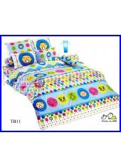 ผ้าปูที่นอน ผ้านวม ลายมินนาโนะ ตาโบ ชุดเครื่องนอน Minna No Tabo TB11