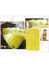 ผ้าปูที่นอน ผ้านวม พรีเมียร์ซาติน Cotton 100% PREMIER SATIN PC001