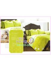 ผ้าปูที่นอน ผ้านวม พรีเมียร์ซาติน Cotton 100% PREMIER SATIN PC002
