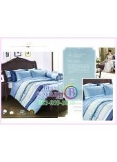 ผ้าปูที่นอน ผ้านวม พรีเมียร์ซาติน Cotton 100% PREMIER SATIN PC003