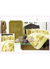 ผ้าปูที่นอน ผ้านวม พรีเมียร์ซาติน Cotton 100% PREMIER SATIN PC004