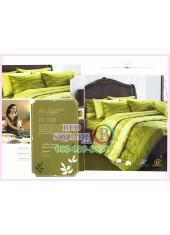 ผ้าปูที่นอน ผ้านวม พรีเมียร์ซาติน Cotton 100% PREMIER SATIN PC006