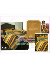 ผ้าปูที่นอน ผ้านวม พรีเมียร์ซาติน Cotton 100% PREMIER SATIN PC007