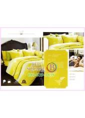ผ้าปูที่นอน ผ้านวม พรีเมียร์ซาติน Cotton 100% PREMIER SATIN PC010