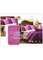 ผ้าปูที่นอน ผ้านวม พรีเมียร์ซาติน Cotton 100% PREMIER SATIN PC011