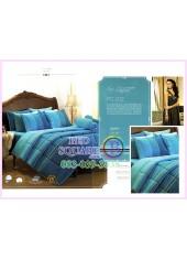 ผ้าปูที่นอน ผ้านวม พรีเมียร์ซาติน Cotton 100% PREMIER SATIN PC012