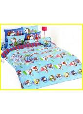 ผ้าปูที่นอน 6 ฟุตลายสนู๊ปปี้ ลดพิเศษ 500 บาทเท่านั้น!!! Snoopy SP08