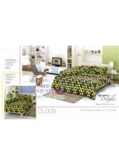 ผ้าปูที่นอนผ้านวม ทิวลิป ดีไลท์ DL009 ชุดเครื่องนอน Tulip Delight