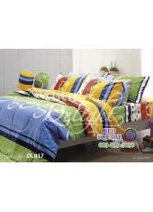 ผ้าปูที่นอนผ้านวม ทิวลิป ดีไลท์ DL017 ชุดเครื่องนอน Tulip Delight