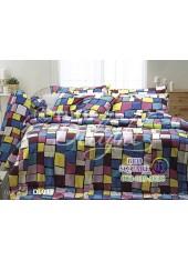 ผ้าปูที่นอนผ้านวม ทิวลิป ดีไลท์ DL018 ชุดเครื่องนอน Tulip Delight